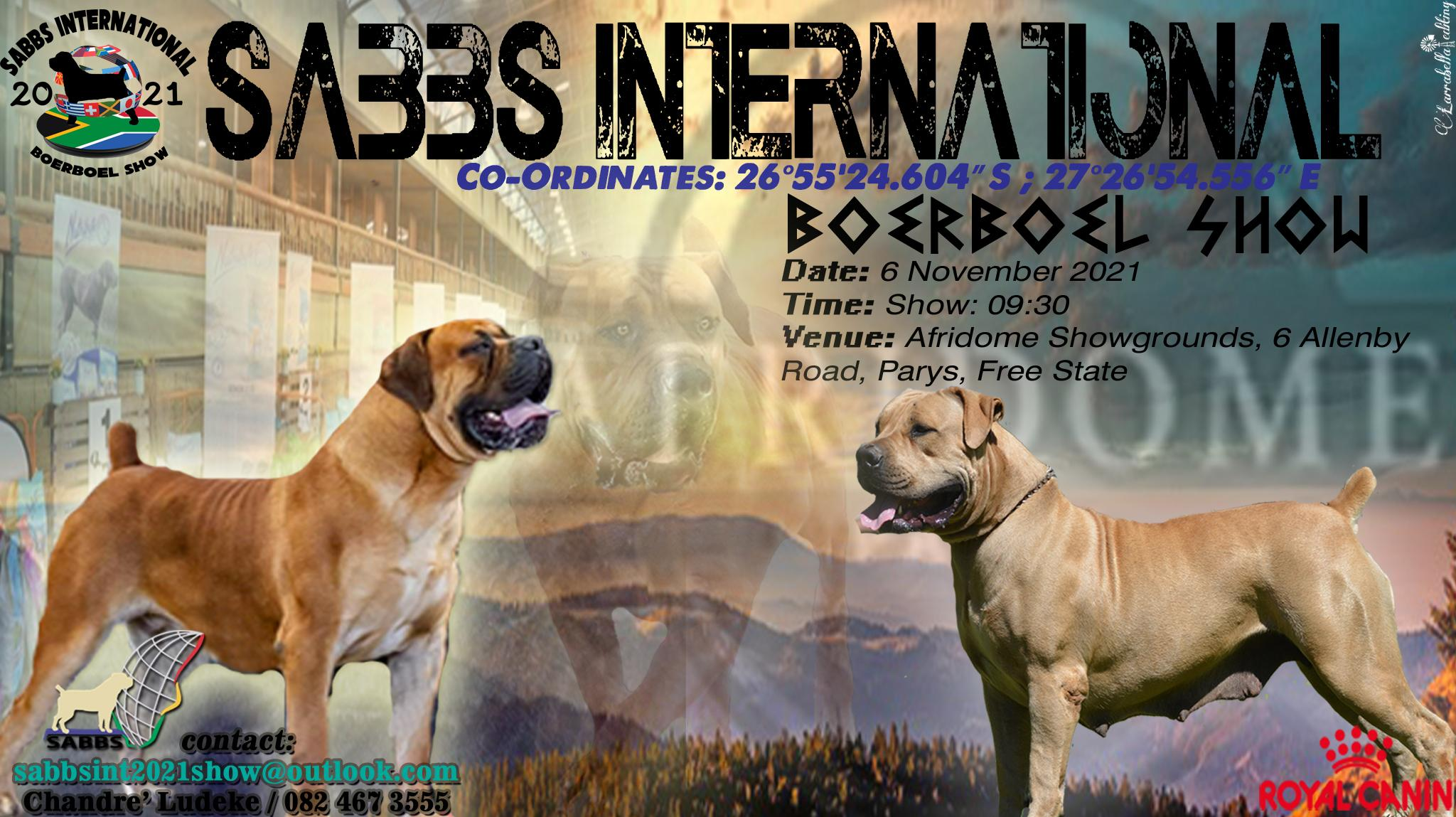 sabbs international show and expo poster copy 8d430
